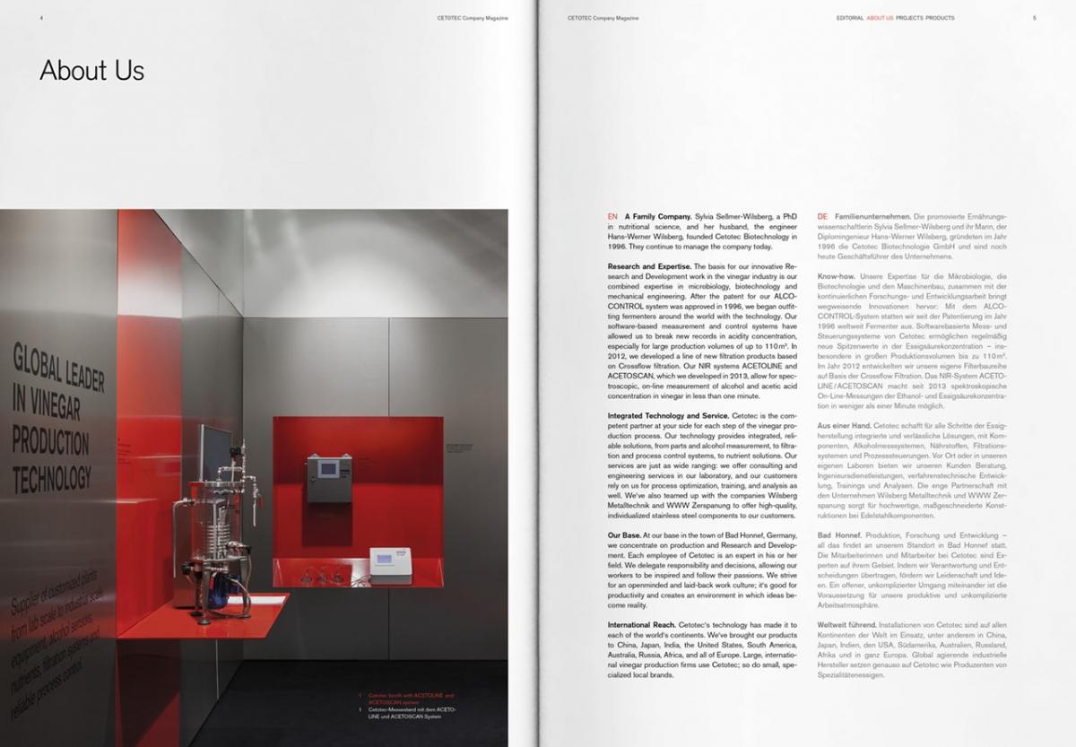 Cetotec Magazin
