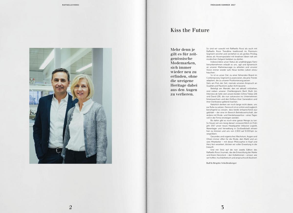Raffaello Rossi Journal SS 2017