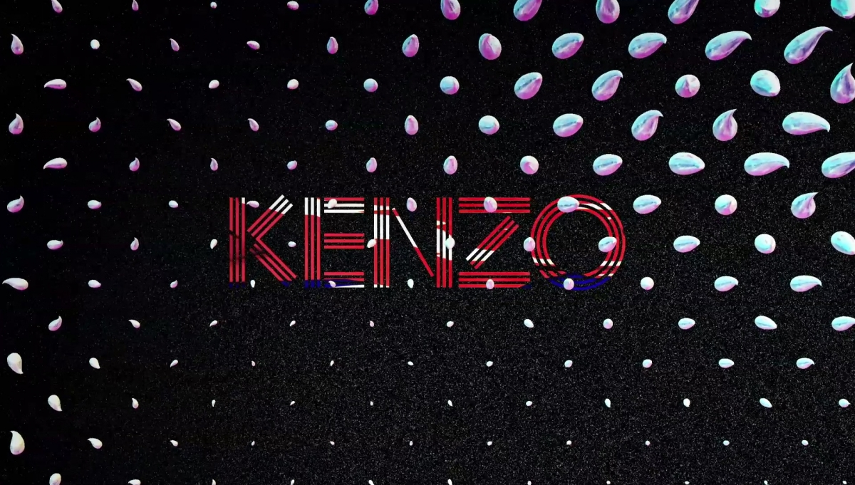 KENZO Men's Collection 2012