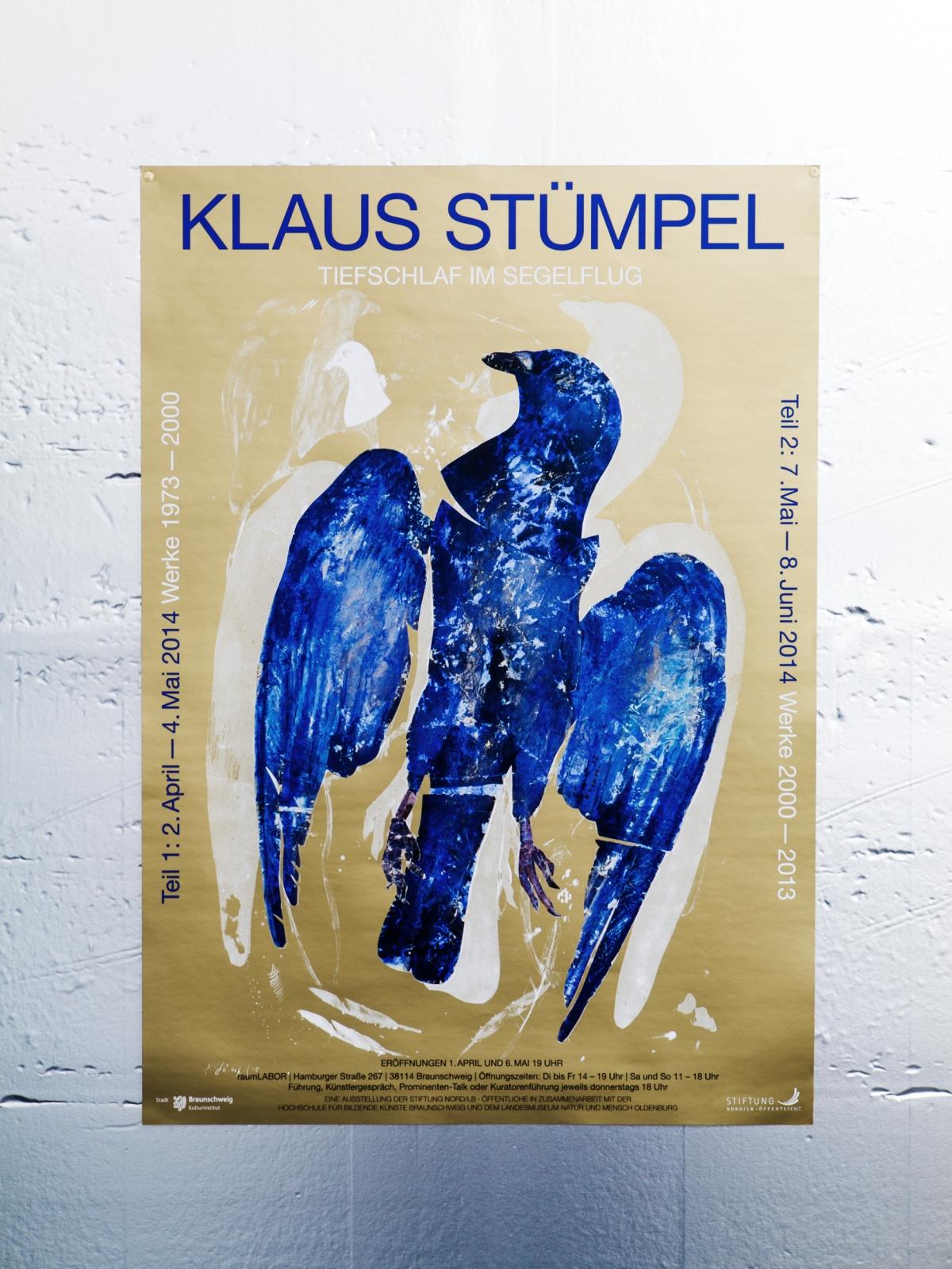 Klaus Stümpel Plakat