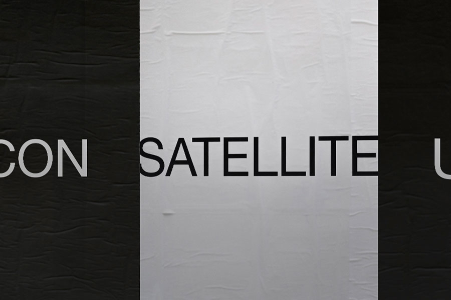 UCON ACROBATICS Satellite Poster